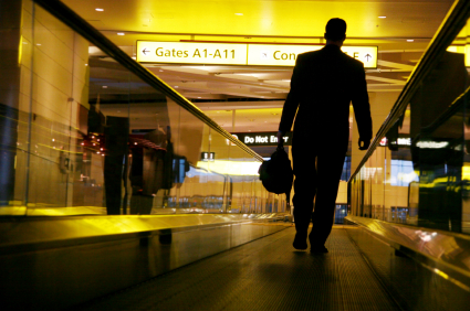 Corporate airport transfers